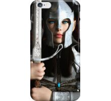 Anarzee The Defender iPhone Case/Skin