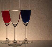 Coloured Glasses by Joshua  Bennett