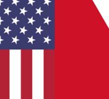 USA & Philippines Sticker