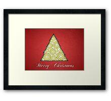 Christmas Card 11 Framed Print