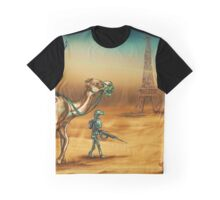 Post-apocalyptic vision Graphic T-Shirt