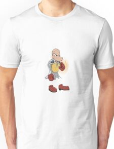 Fan handmade drawing of Rayman + One Punch  Unisex T-Shirt