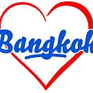 Bangkok Heart by pda1986