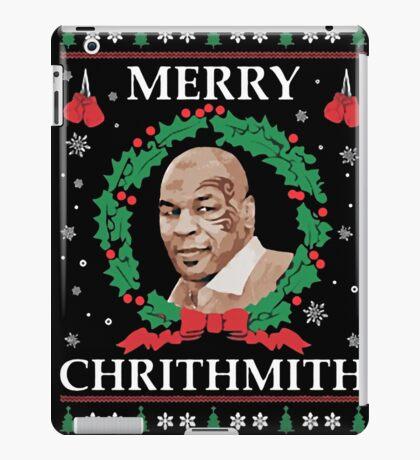 Merry Chrithmith Funny Christmas iPad Case/Skin