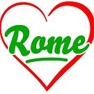 Rome Heart by pda1986