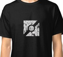 The Guilty Spark Logo Distressed Classic T-Shirt
