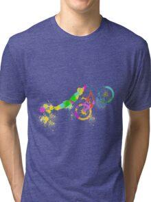 Festive bike Tri-blend T-Shirt