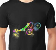 Festive bike Unisex T-Shirt