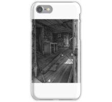 Screen Door Closer - BW iPhone Case/Skin