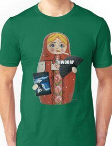 Katya Zamolodchikova Russian Doll Unisex T-Shirt