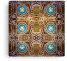 Kaleidoscope of Europe Canvas Print