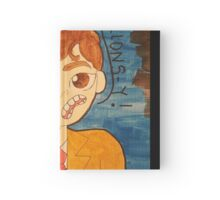 Allons-y Hardcover Journal