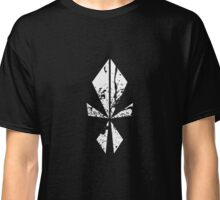 The Symbolic Face Splattered  Classic T-Shirt