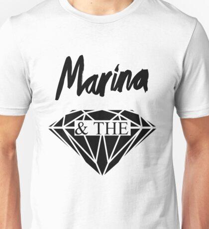 matd diamond old logo  Unisex T-Shirt