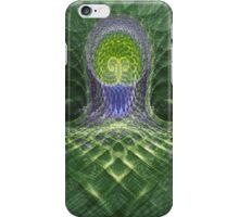 Underwater throner iPhone Case/Skin