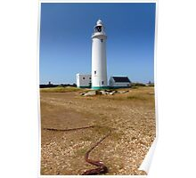Hurst Point Lighthouse Original Photograph Poster