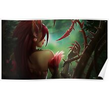 Zyra / League Of Legends Poster