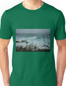 Unsettled Waters at Sennen Cove Unisex T-Shirt