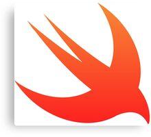 Apple Swift Logo Canvas Print