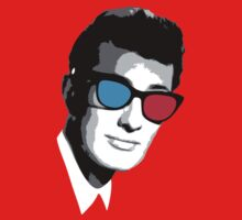 Buddy Holly 3D Glasses Baby Tee