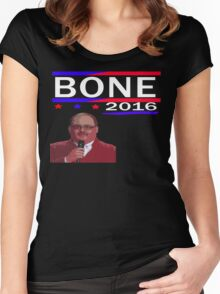 ken bone 2016 americas choice for president Women's Fitted Scoop T-Shirt