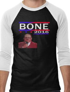 ken bone 2016 americas choice for president Men's Baseball ¾ T-Shirt