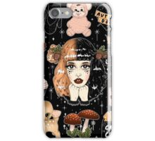 Crybaby autumn - black - iPhone Case/Skin