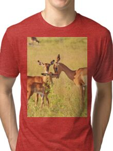 Impala - Motherly Love in Nature Tri-blend T-Shirt
