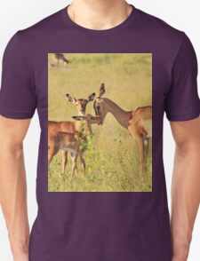 Impala - Motherly Love in Nature T-Shirt