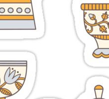 Teatime Sticker