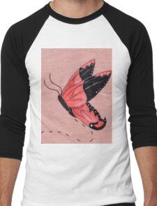Resilient Wings Men's Baseball ¾ T-Shirt
