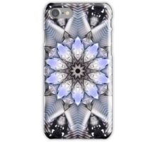 Chrome Motorbike Engine Kaleidoscope  iPhone Case/Skin