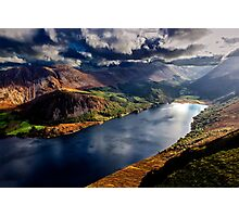 Ennerdale Water, Cumbria Lake District Photographic Print