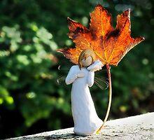 Angel Of Autumn by Susie Peek