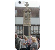Canterbury - The War Memorial  iPhone Case/Skin