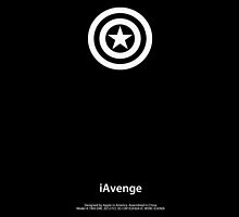 Are you an avenger? by mkey