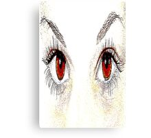 Face-6 Canvas Print