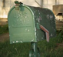 US Mail  by JessyGoesBad