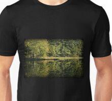 Pickerel Shoreline Reflection Unisex T-Shirt
