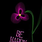 Be Happy by Elaine Teague