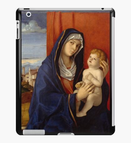 Renaissance Mother and Child  iPad Case/Skin