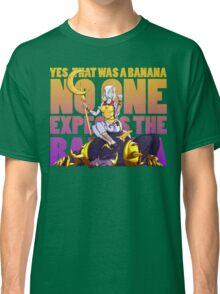 No one expects the banana - Soraka/Warwick Classic T-Shirt