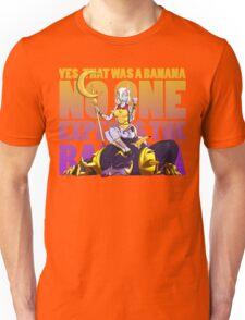 No one expects the banana - Soraka/Warwick Unisex T-Shirt