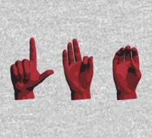 LFC-sign language by EvilGravy