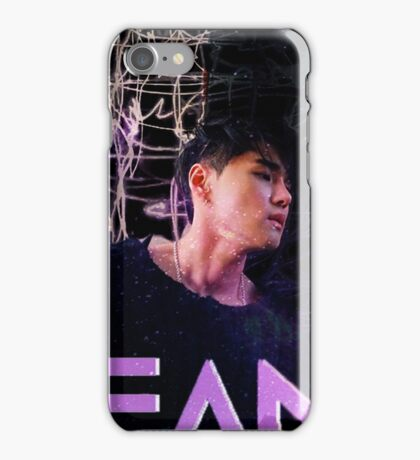 DEAN-Half Moon iPhone Case/Skin