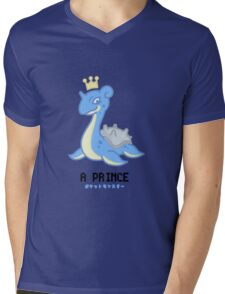 The prince Mens V-Neck T-Shirt