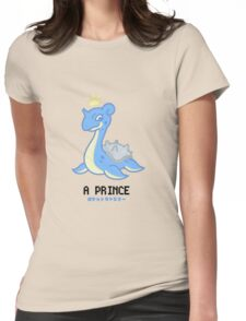 The prince Womens Fitted T-Shirt