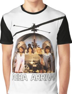 ABBA / Arrival 40th anniversary designs! 11/10/2016! Graphic T-Shirt