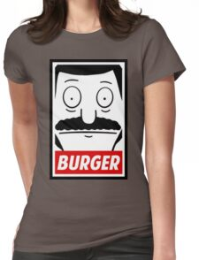 Bob's Burgers BOB Womens Fitted T-Shirt