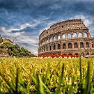 The Colosseum by FelipeLodi